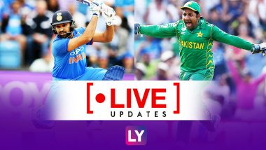 India vs Pakistan Asia Cup 2018 Live Score: Follow IND vs PAK Super 4 Round Cricket Match Updates